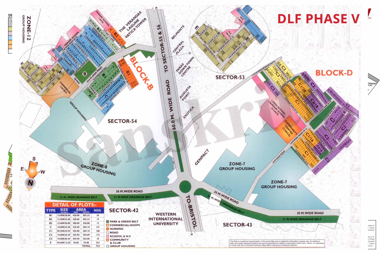 DLF Phase V